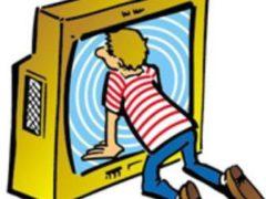 Сравнение телевизионной и онлайн рекламы.