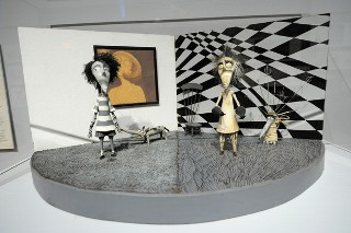 работа на выставке