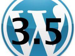 Встречайте — новый WordPress 3.5 «Elvin»