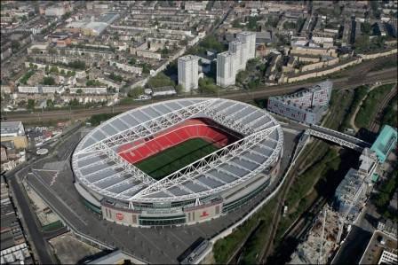 Реклама Emirates позволит разбогатеть ФК «Арсенал» на 185 млн евро