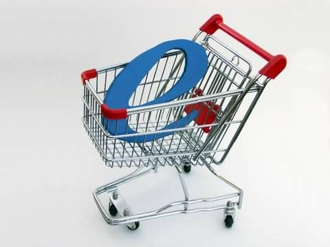объем онлайн торговли