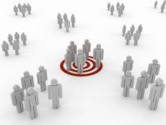 Сегментация рынка по группам потребителей