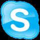Реклама в чате Skype