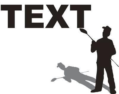 рекламный текст