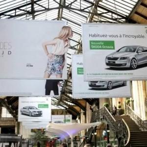 размещение indoor рекламы