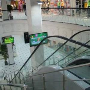разновидность indoor рекламы
