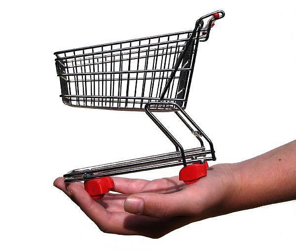 сайт для супермаркета