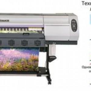 технология латексной печати