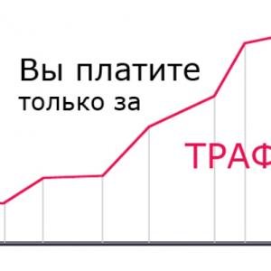 затраты на трафик