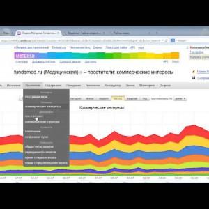 Основы работы с Яндекс Метрикой