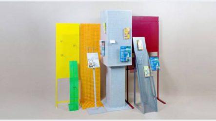 Выставочное оборудование — него виды и преимущества