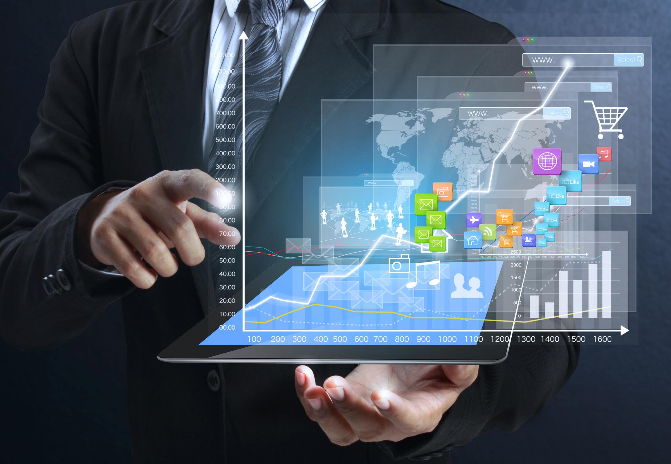 Сегодня обсудим интернет и развитие рекламного бизнеса