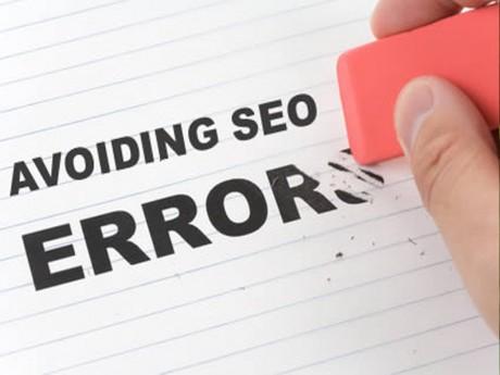 Ошибки начинающих seo-оптимизаторов
