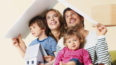 Ипотечный кредит для молодой семьи