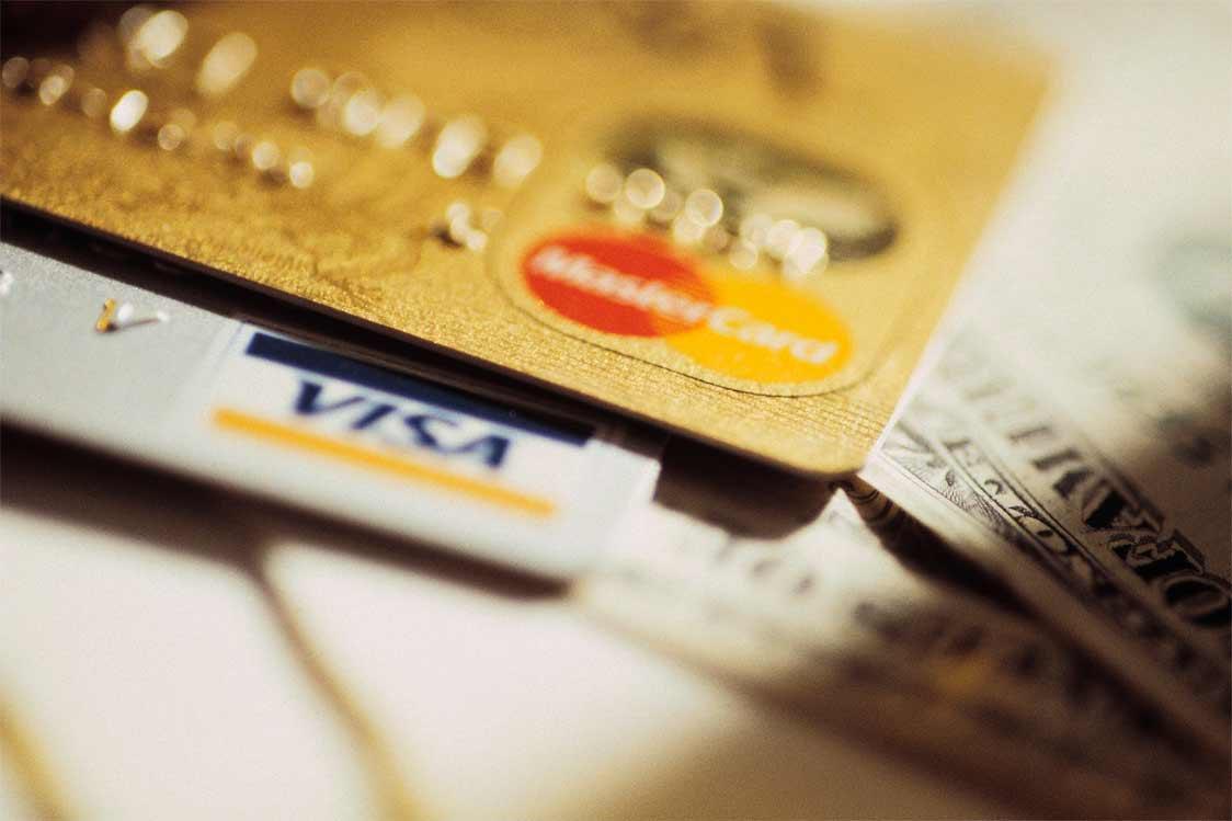 Как выглядят классические кредитные карты