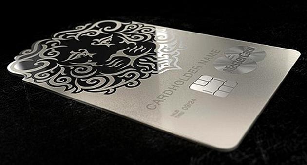 Премиальная банковская карта