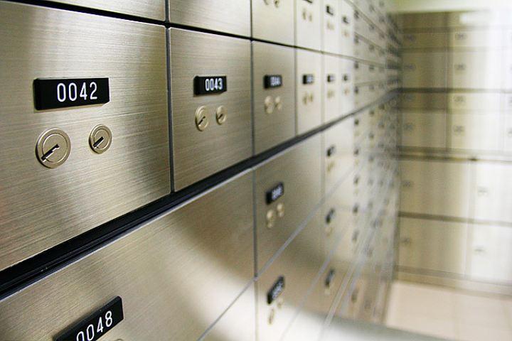 Сбербанк предлагает клиентам банковские ячейки