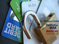 3D Secure защита Сбербанка