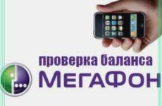 Как проверить баланс Мегафон