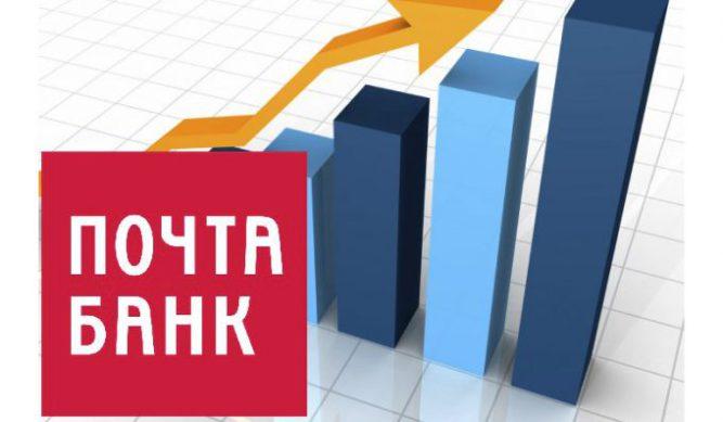 Рейтинг надежности Почта Банка в 2017 и 2018 годах