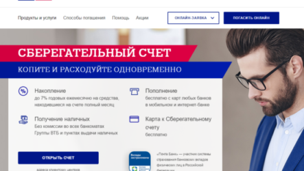 Страхование кредита в Почта Банке