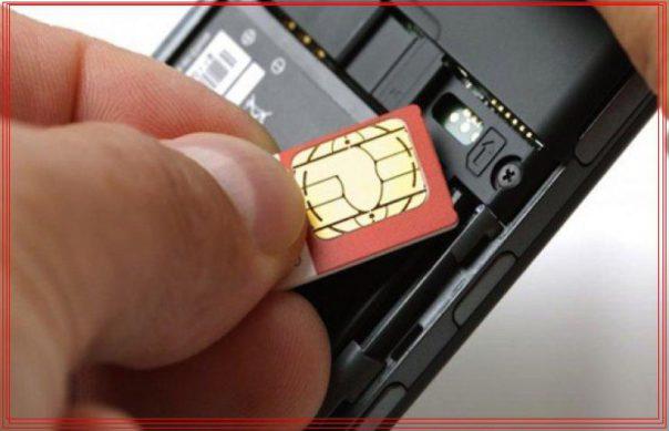 сим карта активация смартфон
