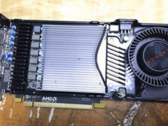 Видеокарта AMD RX 570 для майнинга