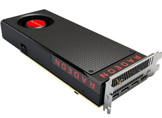Майнинг AMD RX 480 3д карта нового поколения фото