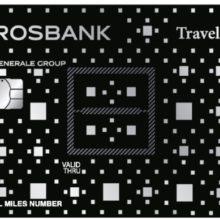 Премиальная карта Росбанка
