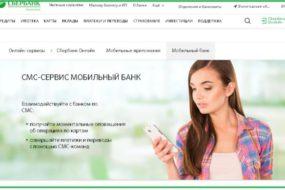Почему не работает мобильный банк Сбербанка