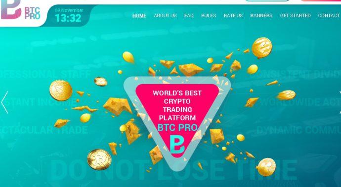 BTS pro biz — отзывы о крипто сервисе