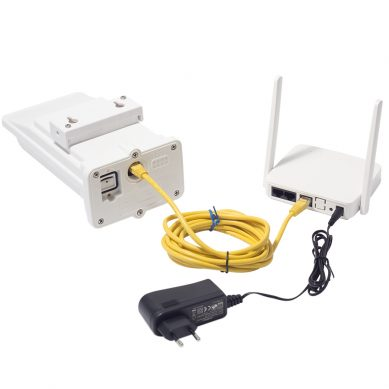 Спутниковое ТВ и 4g роутер