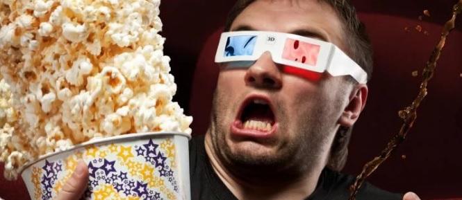 еда и напитки в кинотеатре