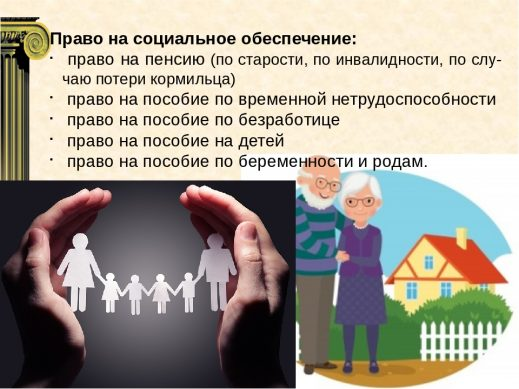 право на социальную пенсию в 2019 году имеют