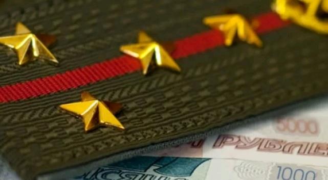 как рассчитываются военные пенсии