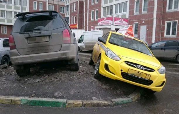 штраф за парковку на тротуаре в 2019 году