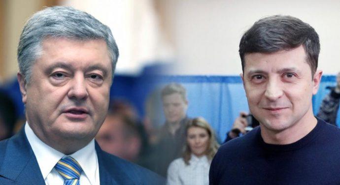 последние данные и результаты выборов на украине