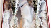 Какое серебряное изделие подарить родителям на серебряную свадьбу