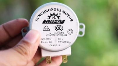 генератор из микровоновки