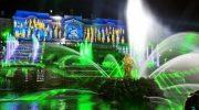Открытие фонтанов в Санкт-Петербурге