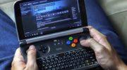 GPD Win Max – карманный ноутбук-приставка на процессоре Ryzen