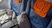 У какой авиакомпании самые удобные кресла?