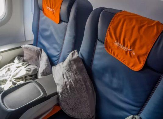 аэрофлот комфорт класс кресла