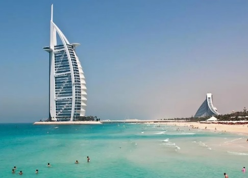 отдых в апреле в ОАЭ 2019