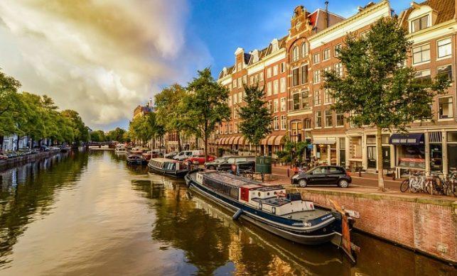голландия амстердам 2019