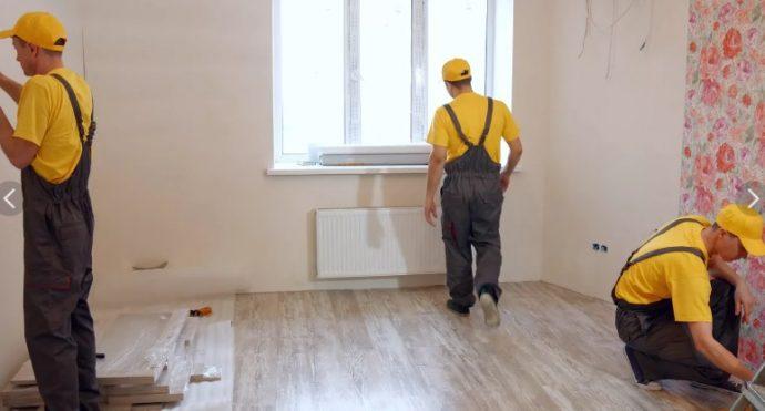 ремонт квартир в тюмени бригада