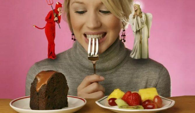как заставить себя похудеть и сесть на диету