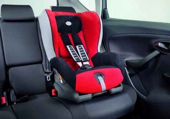 кресло для перевозки детей по правилам пдд