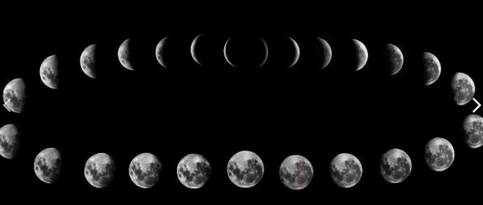 какая сегодня фаза луны в 2019 году 10 апреля