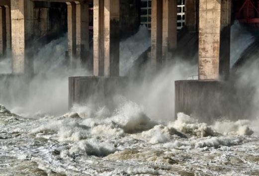 сброс воды на волжской гэс в 2019 году